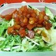 やべのお昼 サラダ編